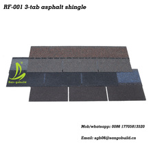 2017 ISO certificate asphalt shingles sheet /Kerala bitumen insulated roof shingle /colored asphalt roof shingle Philippines