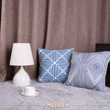 Hot Selling Cheap Custom 45*45cm Square Pillow Fabric