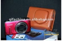 Hard Leather case bag For Nikon S9300 P300 P310 S6150 s4300 s6300