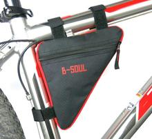 New Triangle Mountain Bike Frame Tube Saddle Bag