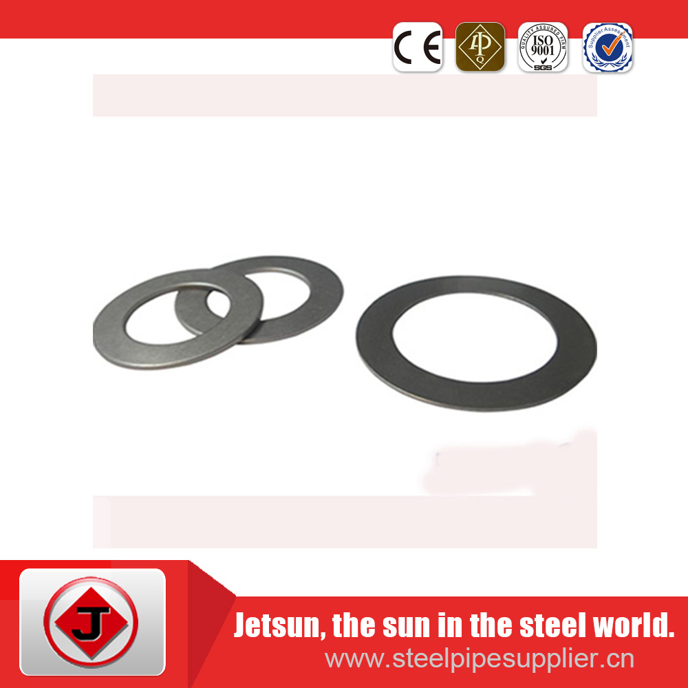 ASTM A536 FM UL ULC ductile iron pipe fitting flanges with gaskets bolts nuts and spring