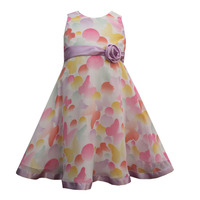 girls pageant latest chiffon dresses
