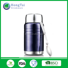 Bpa free eco friendly food containers thermometer food saver vacuum flask jar leakproof lunch box