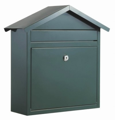 cast iron lock mailbox for sale postbox