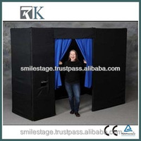 hot sale photo booth rental business black