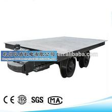 Best Price for MPC Mining Heavy-duty Flat Rail Car from Factory