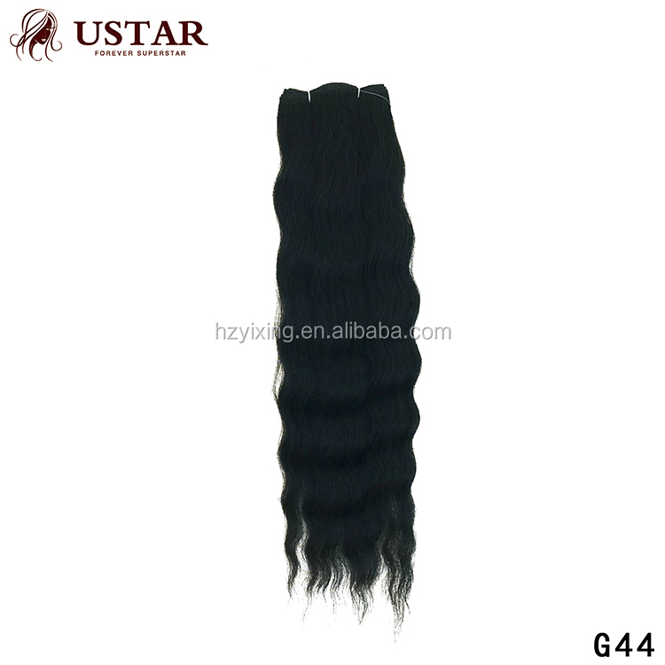 Wholesales Fashionable Luxury Peerless Company Dread Locks Water Wave Synthetic Hair Extension
