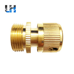 Garden Irrigation Tap Fittings Threaded Male Coupling