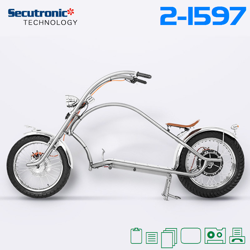 Low Price China Product Mini Chopper Automatic Transmission Kinetic Motorcycle