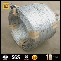 sae1008 wire rod 5.5mm/Ruijie wire rod steel coil/hot rolled steel wire rod