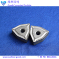 Various Dimensions of Cemented Carbide CNC Inserts with Hole in China