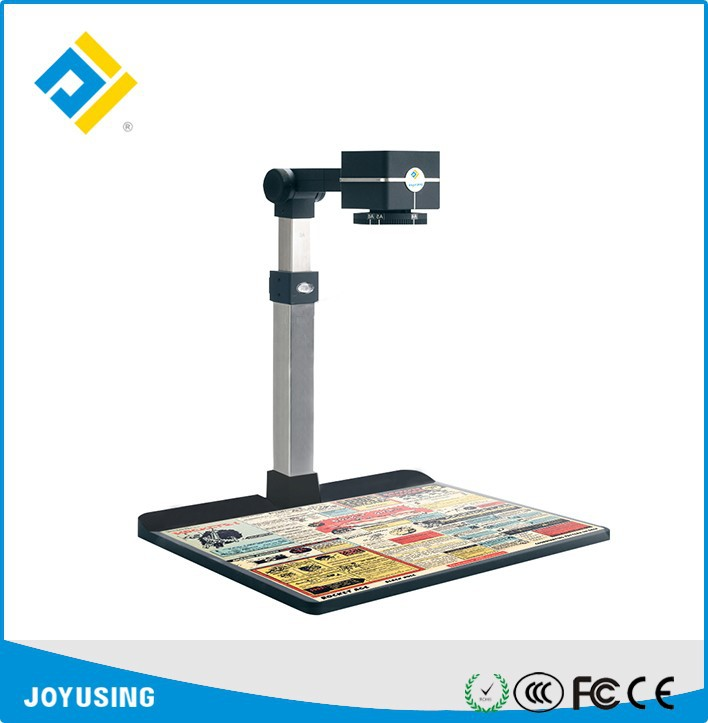 Auto focus dual lens high resolution wateproof document camera price