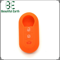 best quality factory new arrival silicone remote car key case