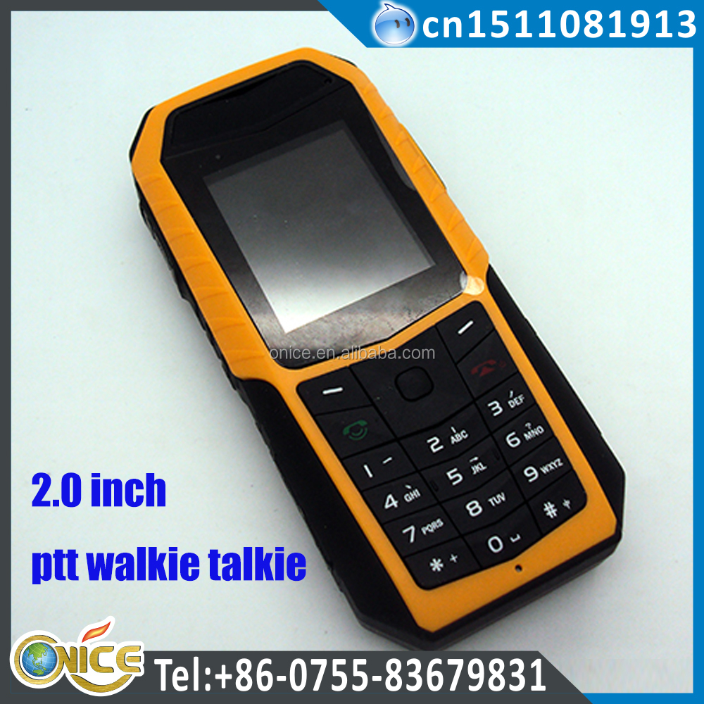 M88 cheap walkie talkies phone 2.0 inch dual sim card CDMA800 digital walkie talkie phone 2400mAh thailand walkie talkie phone