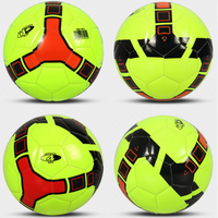 PVC PU TPU leather size5 size4 size3 soccer ball stock football