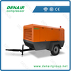 Industry diesel small mobile air compressor