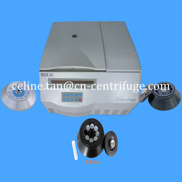 TGL16 desktop high speed very cold college laboratory centrifuge