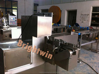 bouillon cube pressing and pack machine