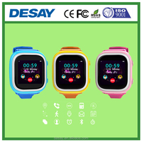 Desay Mini SOS Real-time GPS/LBS GPS Kids GPS Watch DS-C602 With IOS / Android APP