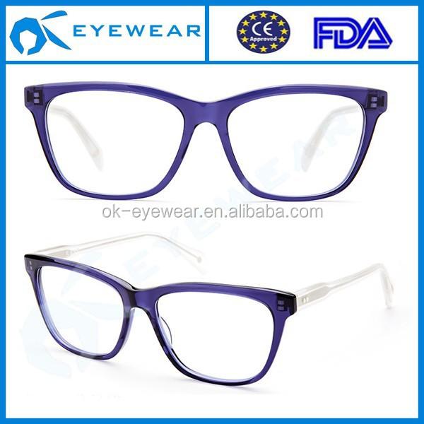 Latest Ladies Eyeglass Frames : 2015 Latest Optical Eyeglass Frames For Women - Buy 2015 ...