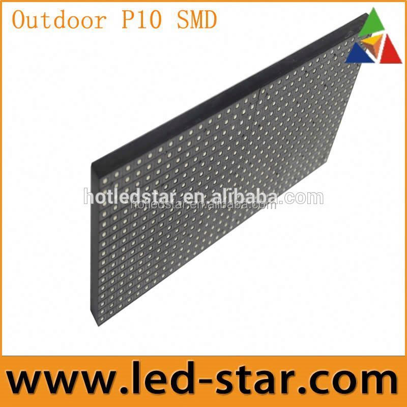 LEDSTAR promotion P10 low power comsuption led display controller at Hot Electronics www.led-star.com