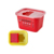 Dailymag Clinic FDA 1L Mini Red Medical Waste Disposal Sharps Container For Syringes