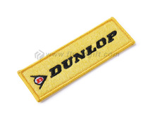 Cheap custom security uniform army military embroidered badges