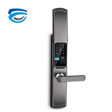 Intelligent Fingerprint Dock Lock with Digital for Hotel and Government