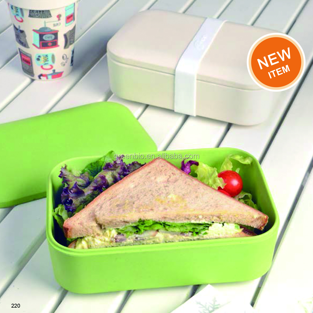bento lunch box eco 3 compartment plastic food containers. Black Bedroom Furniture Sets. Home Design Ideas
