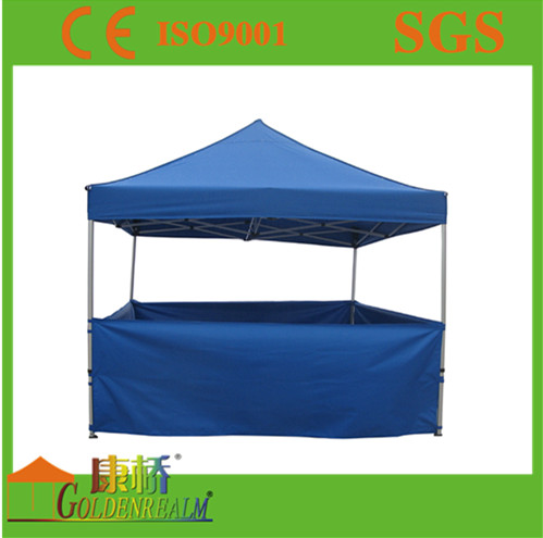 Temporary Gazebo/printed nun rust steel frame tent outdoor canopy