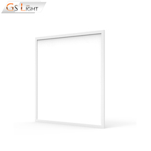 600x600 Office TP(a) Fireproof Flicker-Free <strong>Flat</strong> Frameless 36w 40w LED Panel Light