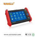 7 inch IPS LCD tester monitor with touch screen AHD CVI TVI IP camera tester with HDMI output