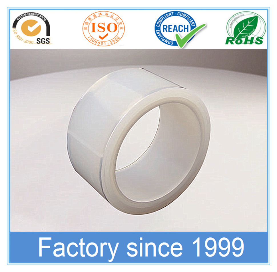 Transparent PE protective film acrylic adhesive