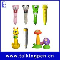 Hot Selling Audio Books with Digital Smart Educational Toys Touch Talking Penfor Kids Learning English