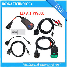 Hot !!! Lexia 3 PP2000 V48 V25 Professional Diagnsotic Interface for C-itroen&P-eugeot