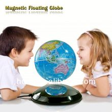 Christmas gift, Magic Floating Globe motorcycles gifts