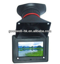 "1080P HDMI In/Out 3.5"" LCD Monitor with electronic Viewfinder ,Focus Assist"