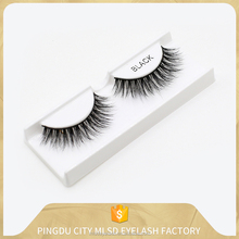 MLSD Factory Hot Sale 100 siberian mink false eyelash OEM