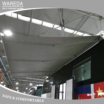 electric sun shade motorhome accessories awnings