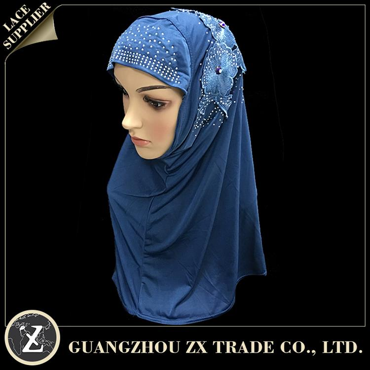 fashion one piece muslim hijab, wholesale tienda hijab, solid color hijab