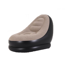 double air rubber cum sofa bed
