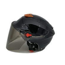 Cheap price open face motorcycle helmet factory for adults 2018