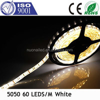 Exported to 5050 SMD LED DC12V/24V Europe CE & RoHS Waterproof Flexible LED Strips Light