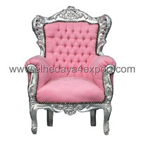Baroque child armchair