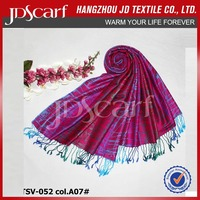 Hot sale factory direct new design latest pashmina