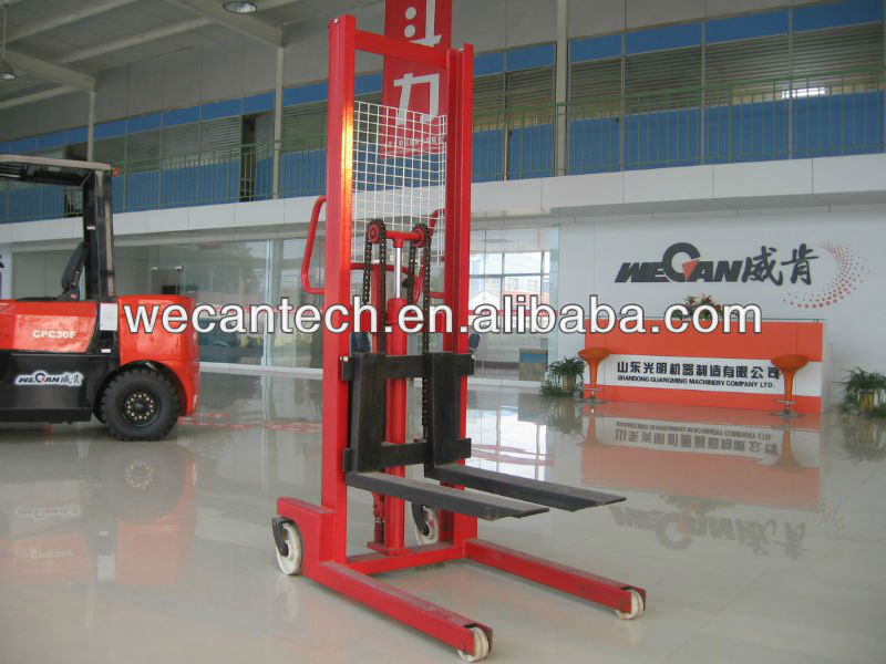 CTY Manual Hand Stacker Trucks / Hand lift stackers