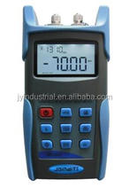 JW3209,combining functions of optical power meter module and light source module in one unit,fiber optic multimeter