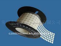 adhesive ePTFE vent membrane for electronics
