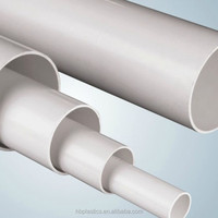 pvc electrical conduit pipe for 5inch 8inch 12 inch 300mm pvc pipe