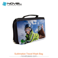 Newest Sublimation Travel Wash Bag